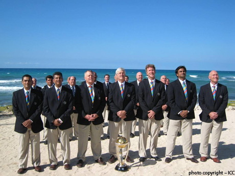 International Cricket Council Panel of Umpires and Referees